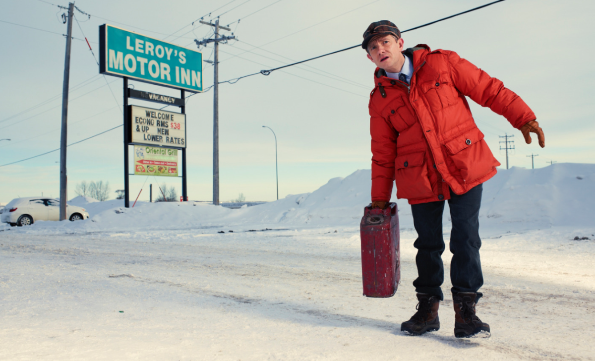 "[From Silver Screen to Small]: Adapting ""Fargo"""