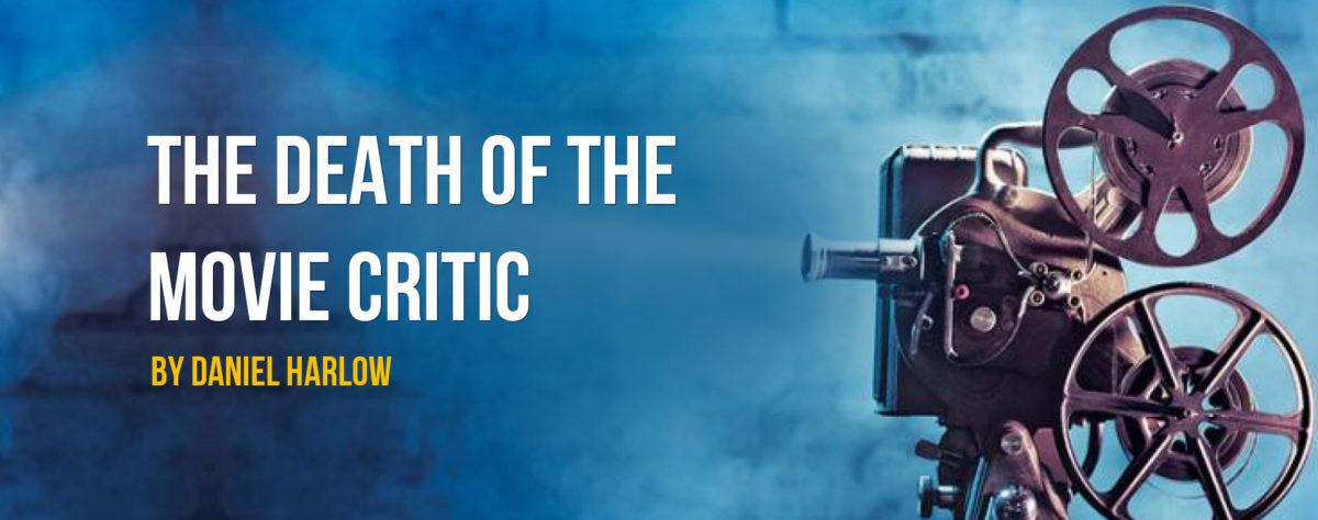 Death of Film Critic